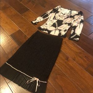 Betsey Johnson outfit